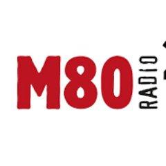 M80 Radio Logo