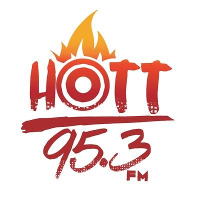 HOTT 95.3 FM Logo