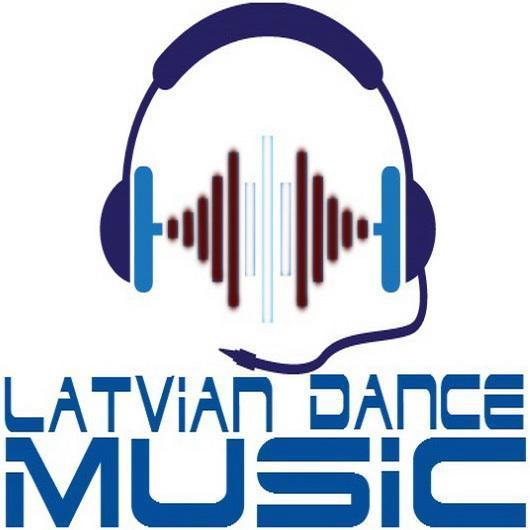Latvian Dance Music Radio Logo