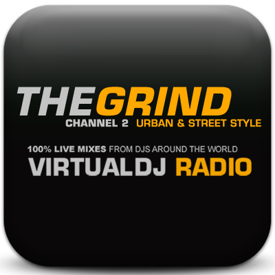 VirtualDJ Radio: Urban Logo