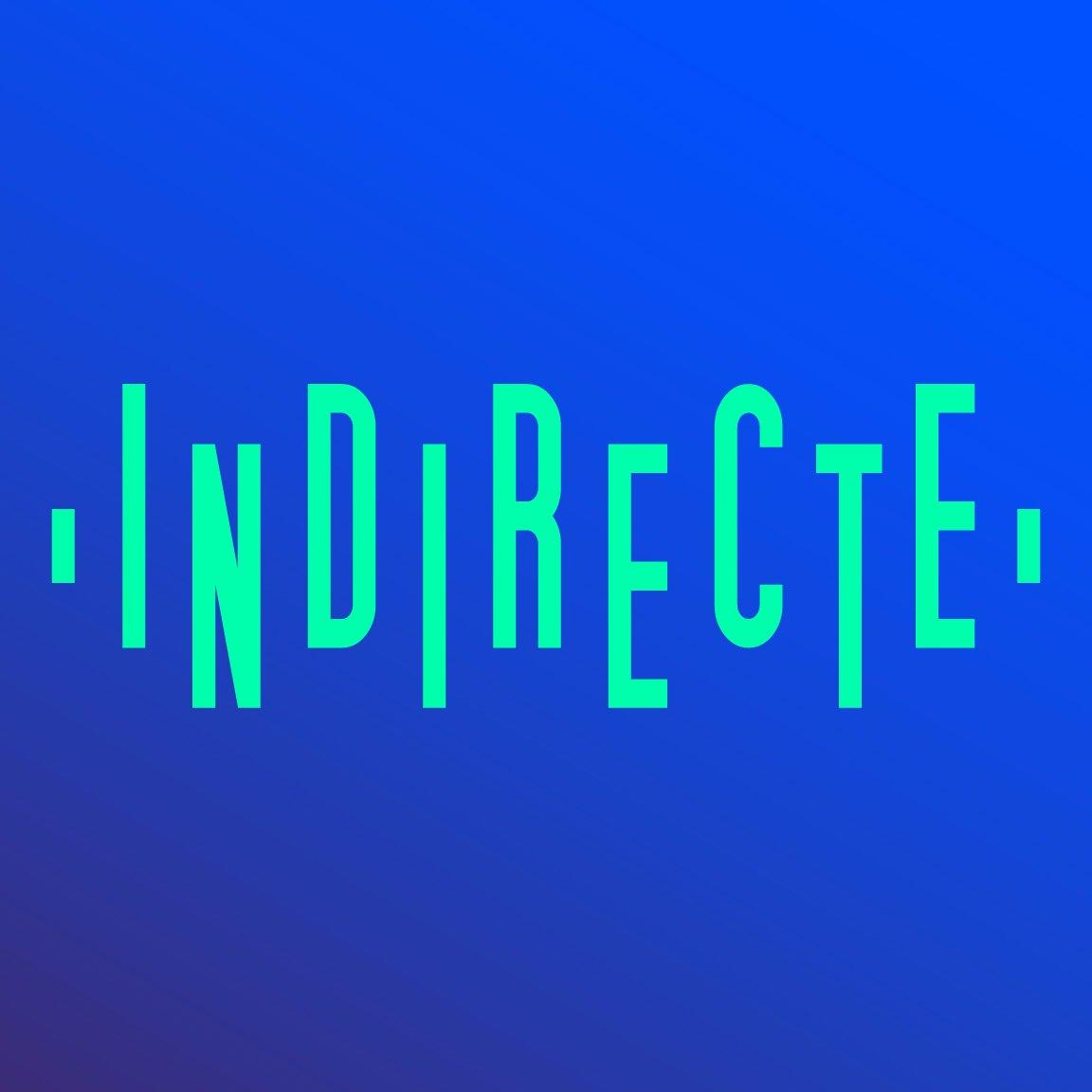 Indirecte Radio Podcast Logo
