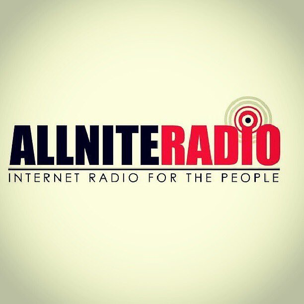 AllNiteRadio.com Logo