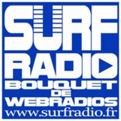 Surf Radio 80 Logo