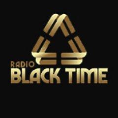 Radio Black Time Logo
