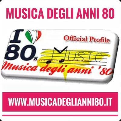 Musica degli anni 80 Logo