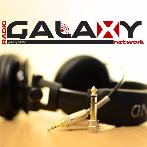 Radio Galaxy 90s Logo