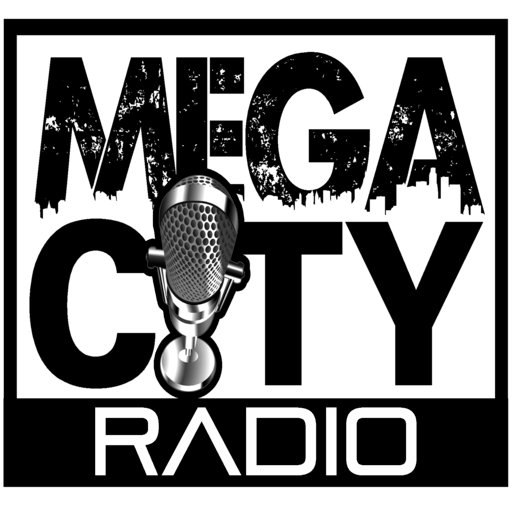 Mega City Radio Logo