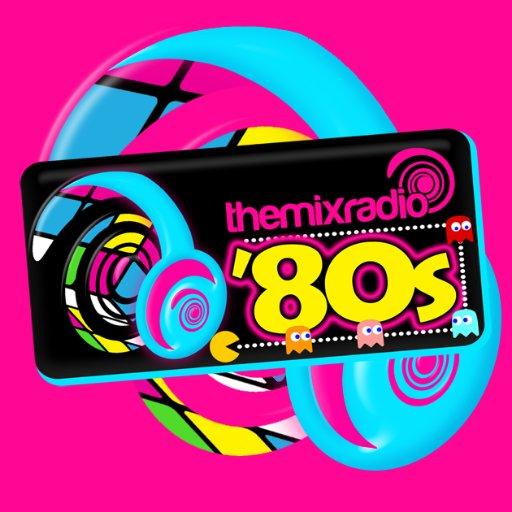 The Mix Radio 80s Logo