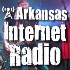 Arkansas Internet Radio Logo