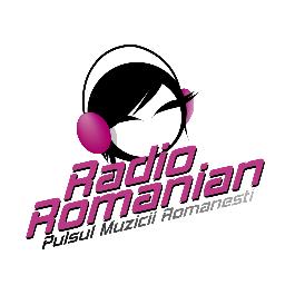 Radio Romanian - Dance Logo