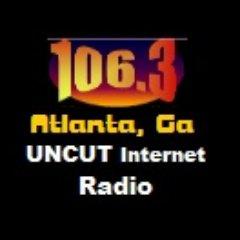 106.3 Mobile Radio Logo