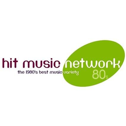 Hit Music Network 80's Logo