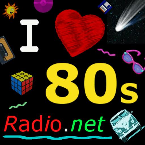 80sRadio.net Logo