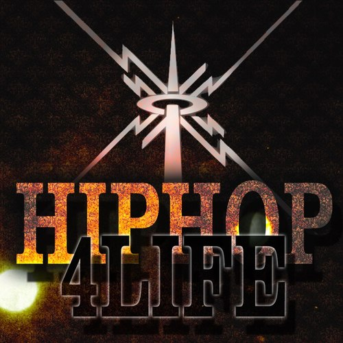 HipHop4Life Radio Logo