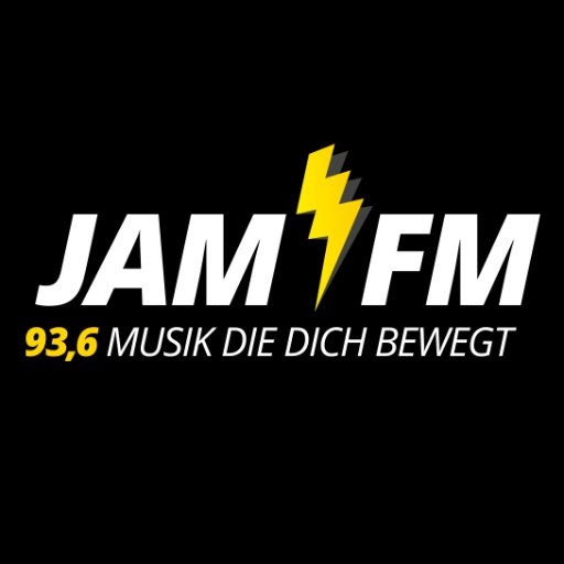 JAM FM - Black Label Logo