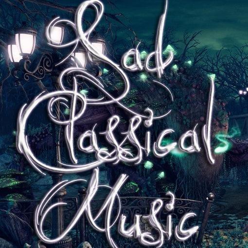 Sad Classical Music Logo