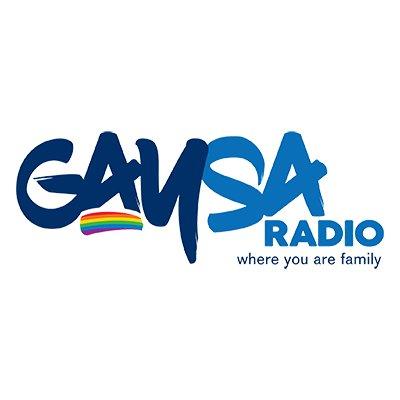 GaySAFM Logo