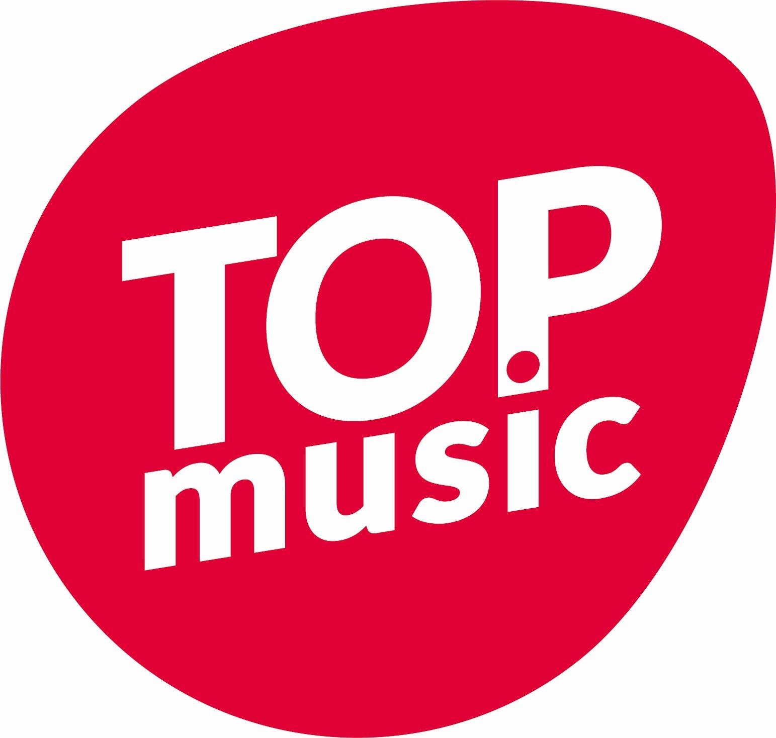 Top Music Logo