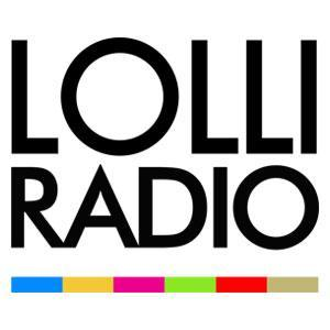 Lolliradio - Happy Station Logo