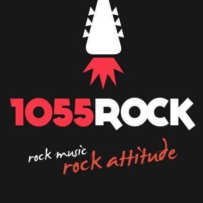 1055 Rock Logo