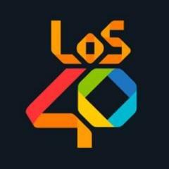 Los 40 Principales - Dominicana Logo