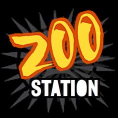 ZOO Station Radio Logo