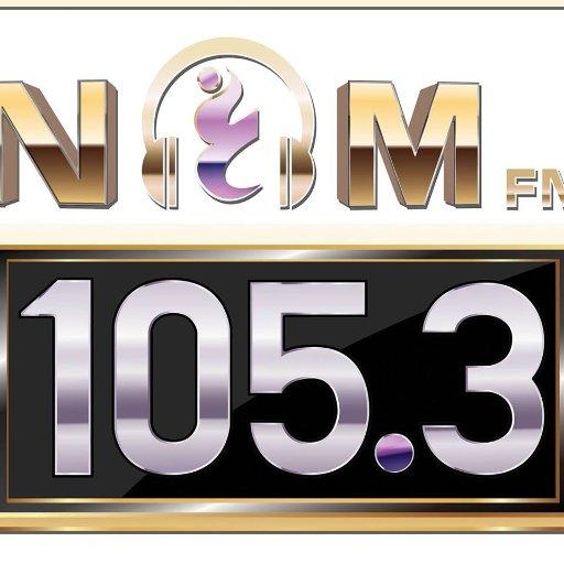 FM نغم Logo