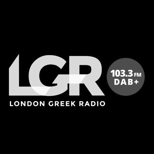 London Greek Radio Logo