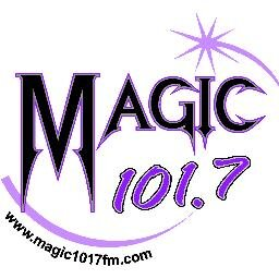 Magic 101.7 Logo