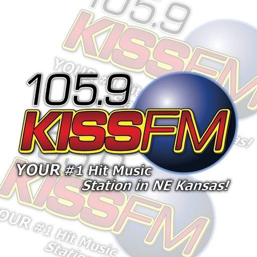 105.9 KISS-FM Logo