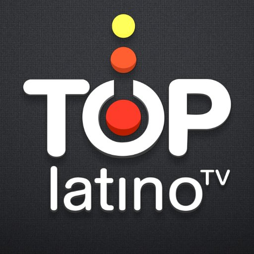 Top Latino Radio Logo