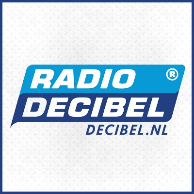 Radio Decibel Nederland Logo