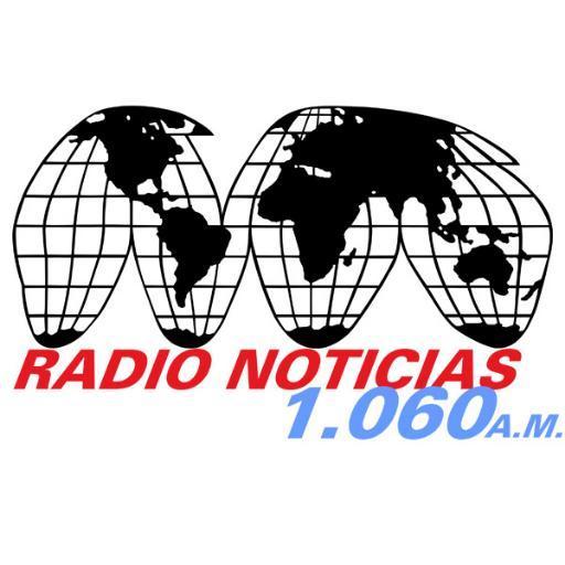 Radio Noticias 1060 AM Logo