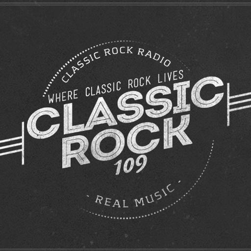 Classic Rock 109 Logo
