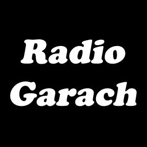 Radio Garach - Rock Logo