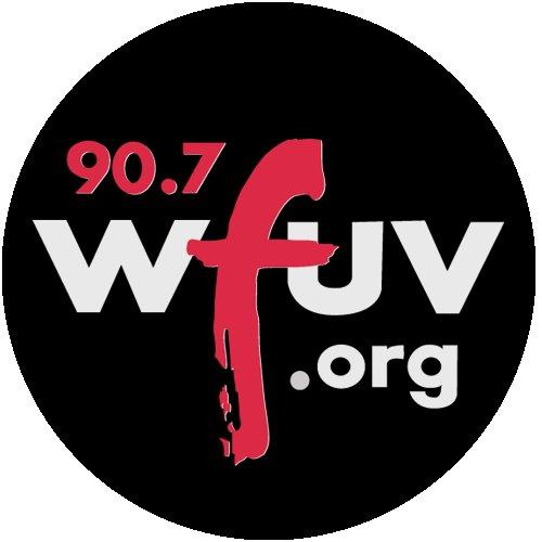 WFUV 90.7 FM Logo