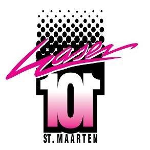 Laser101.fm St Maarten Radio Logo