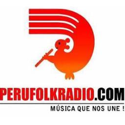 Peru Folk Radio Logo