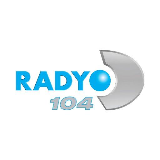 Radio D 104 Logo