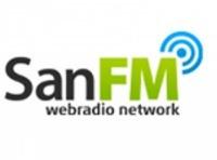 SanFM.ru - Drum & Bass Logo