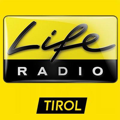 Life Radio Tirol Radio Logo