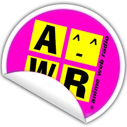 Anime Web Radio Logo