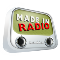 Made in 80 Radio Logo