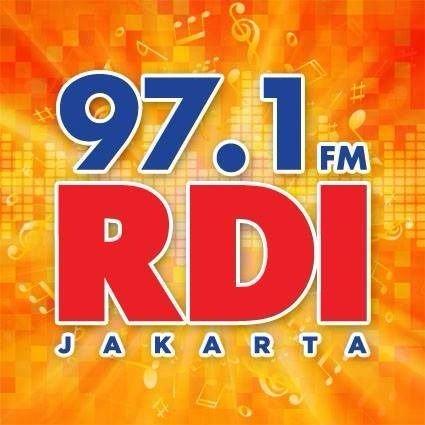 Radio Dangdut Indonesia 97.1 Radio Logo