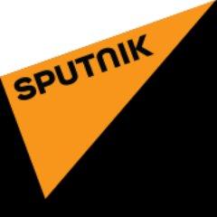 Sputnik News - English (Europe) Logo
