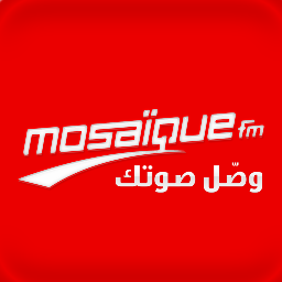 Mosaique FM Radio Logo