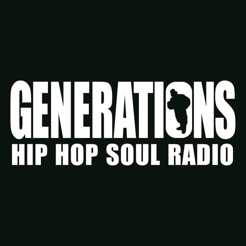 Generations - Rap France Radio Logo