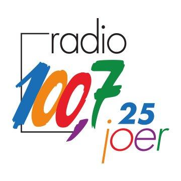 Radio 100.7 FM Radio Logo