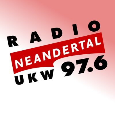 Radio Neandertal 97.6 FM Radio Logo