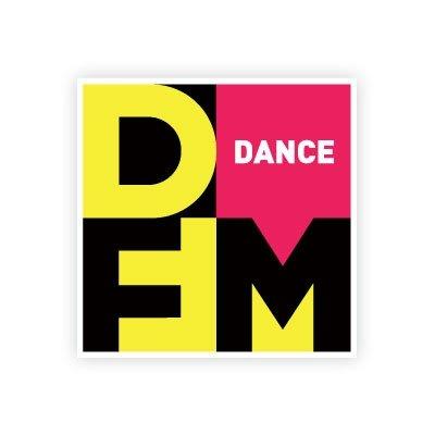 DFM - Dance Moscow Radio Logo